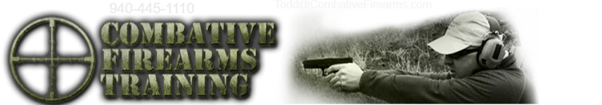 Combative Firearms Training
